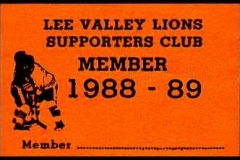 Tickets & Supporters\' Club Cards