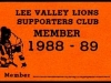 Tickets & Supporters&#039; Club Cards
