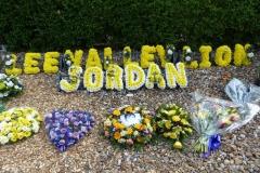 Jordan Jones\' Funeral 19-08-13
