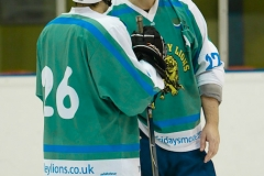 Swindon ENL Wildcats 26-10-08