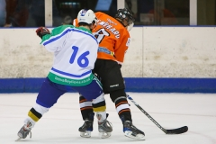 Wightlink Tigers 23-01-10