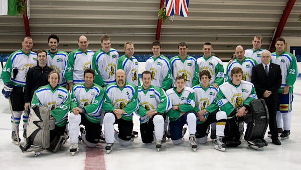 Team photo season 2010/11