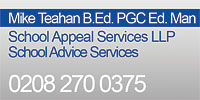 Mike Teahan School Appeal Services